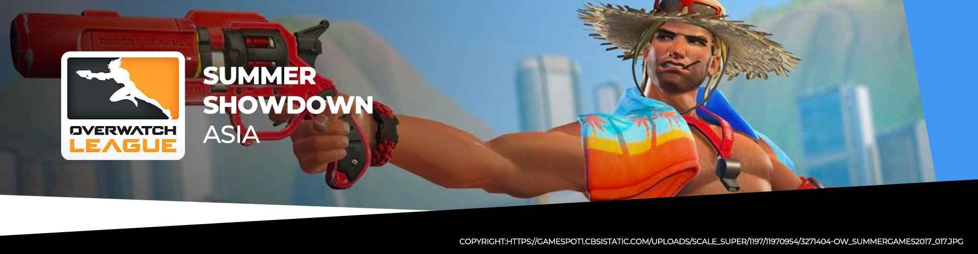 OWL Summer Showdown - Aasia