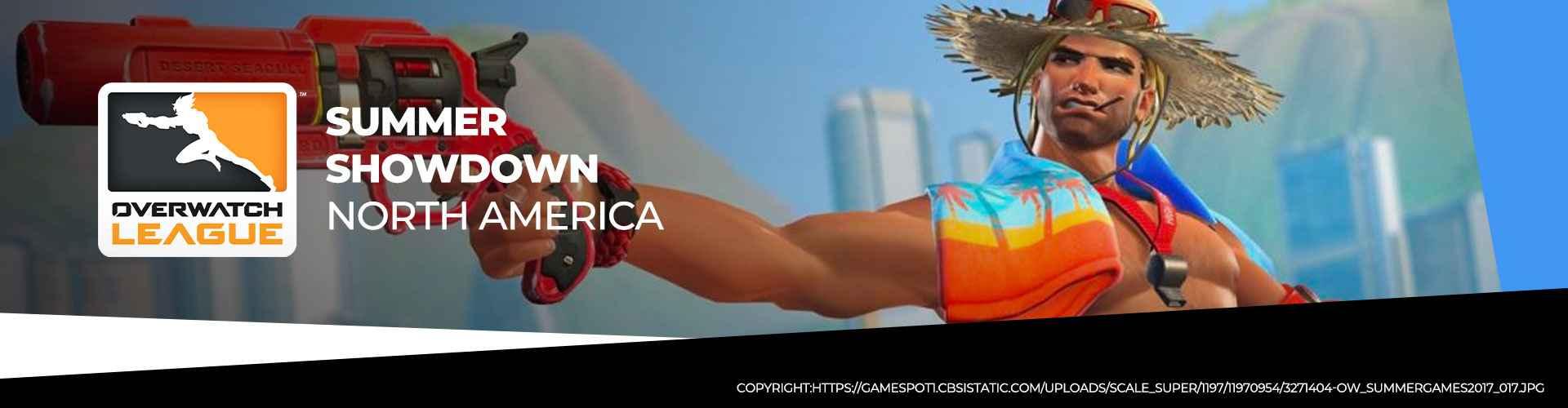 OWL Summer Showdown - Pohjois-Amerikka
