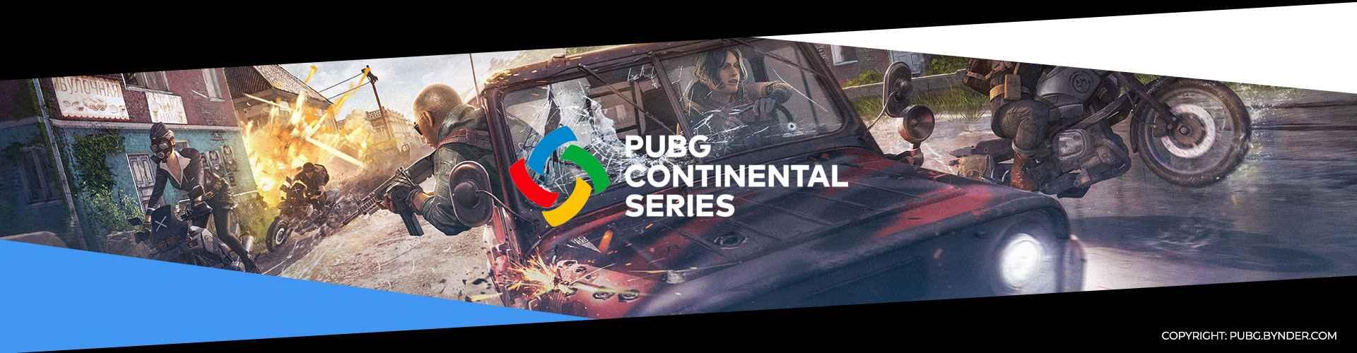 PUBG - PCS1 - Europe