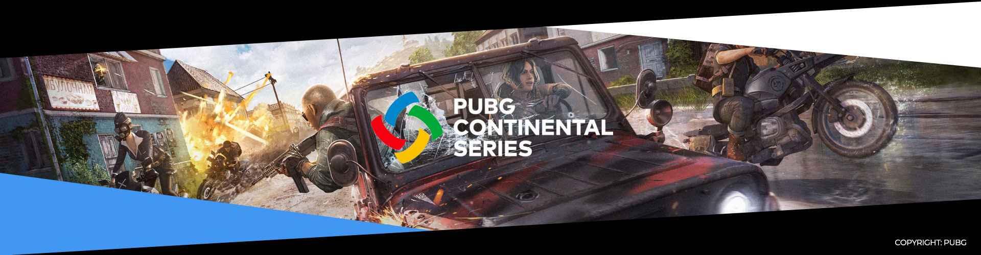 PUBG Continental Series (PCS) 2 - Europe