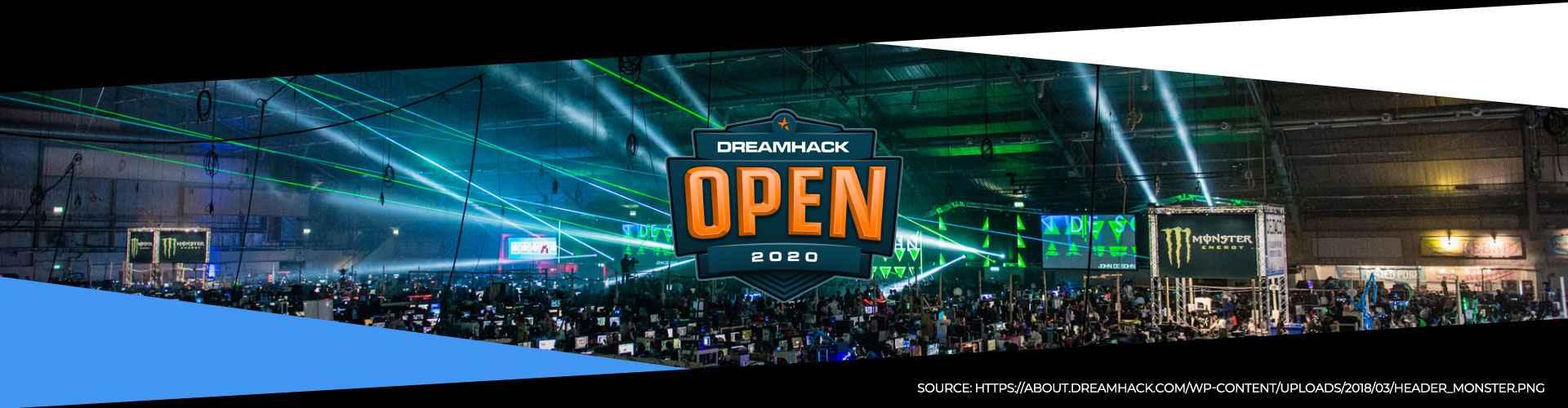 Dreamhack Open Leipzig 2020