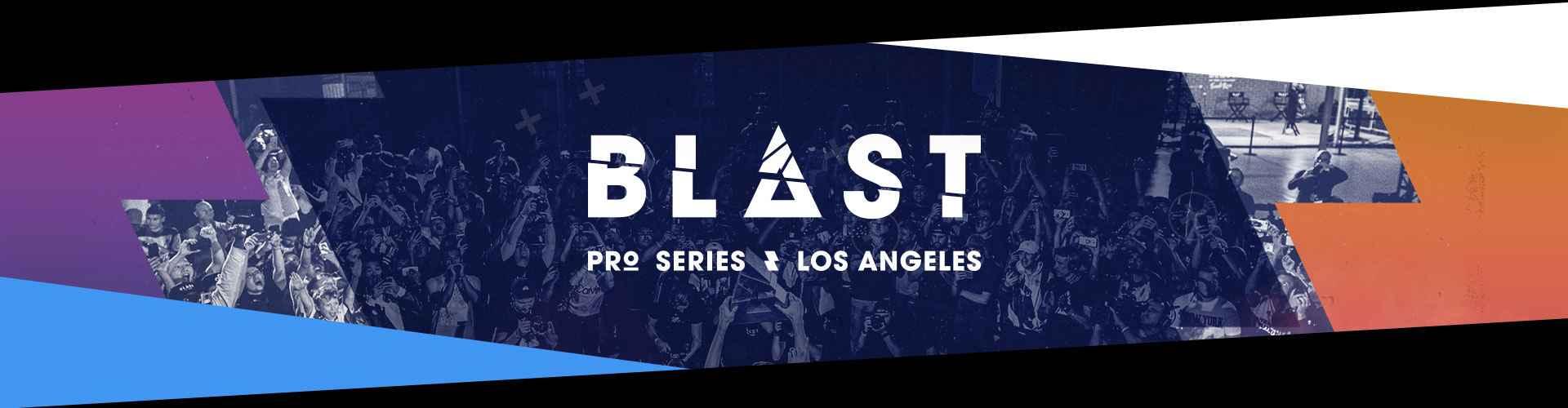 CS:GO BLAST Pro Series Los Angeles