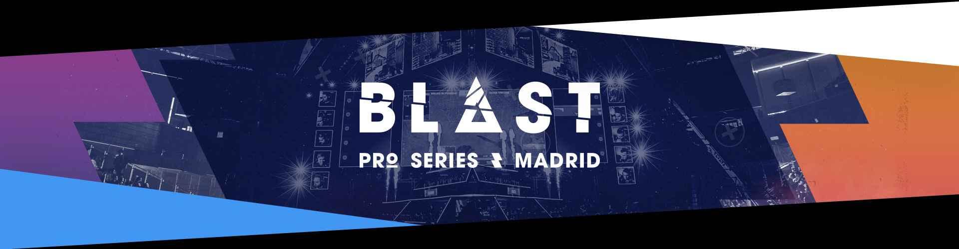 Counter-Strike: Global Offensive - Blast Pro Series Madrid