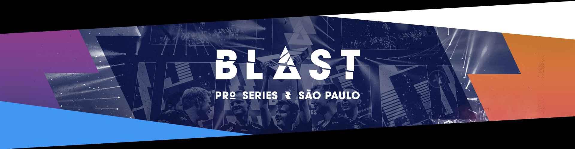 CS:GO BLAST Pro Series Sao Paulo