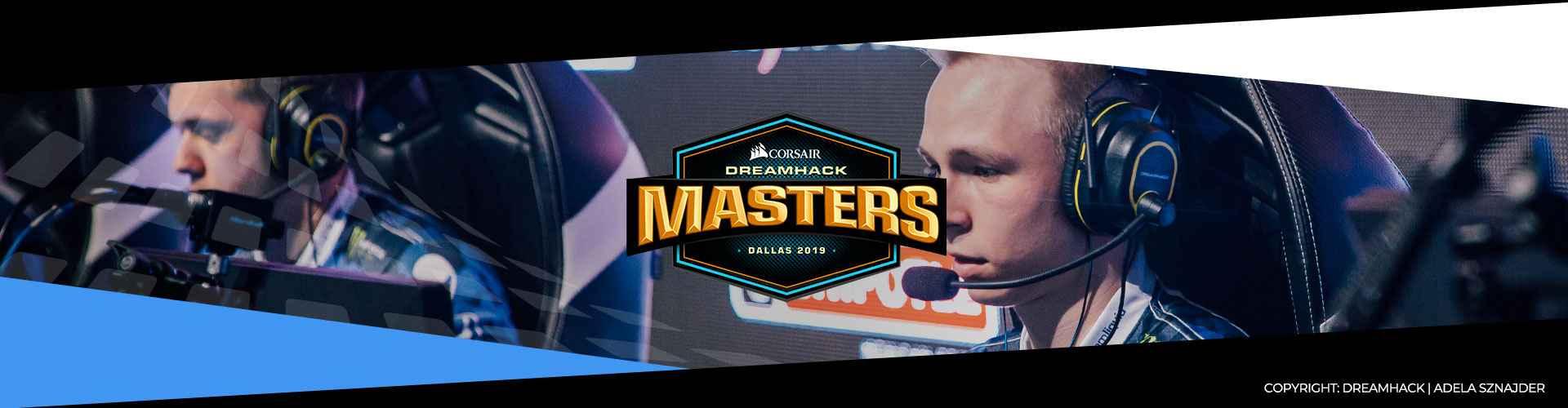 Dreamhack Masters Dallas 2. päivän yhteenveto