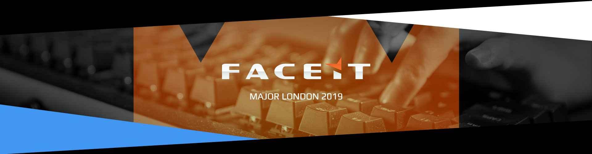 Counter-Strike: Global Offensive - FACEIT Major London