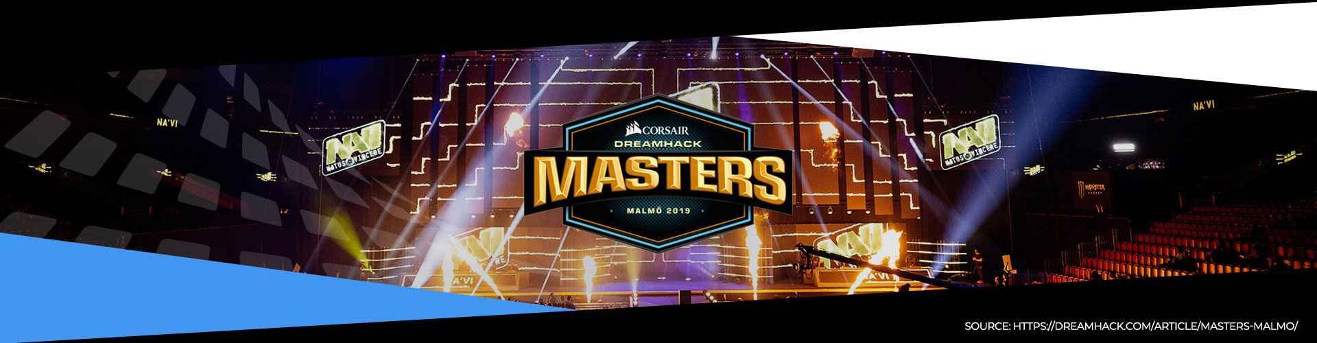 Dreamhack Masters Malmö 3. päivän yhteenveto