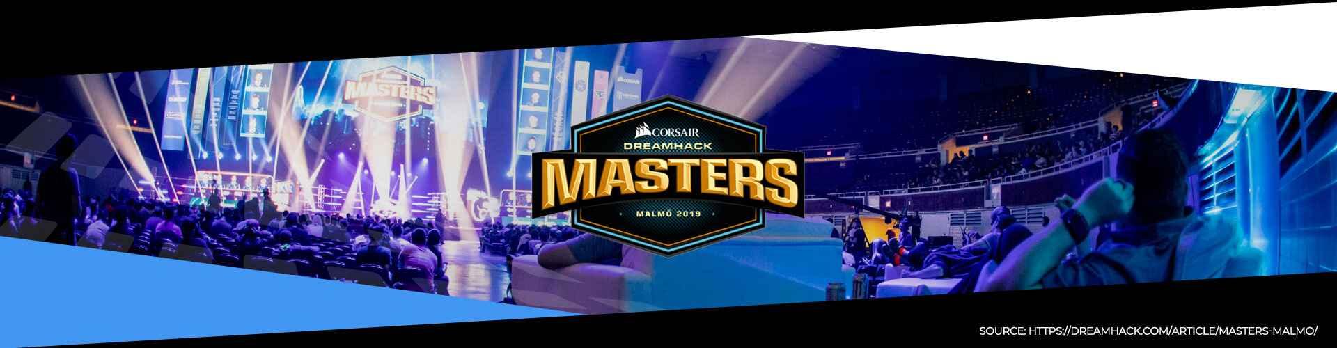 CS:GO - DreamHack Masters Malmö 2019