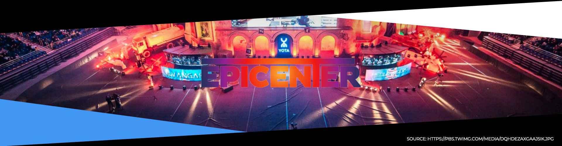 CS:GO - EPICENTER 2019