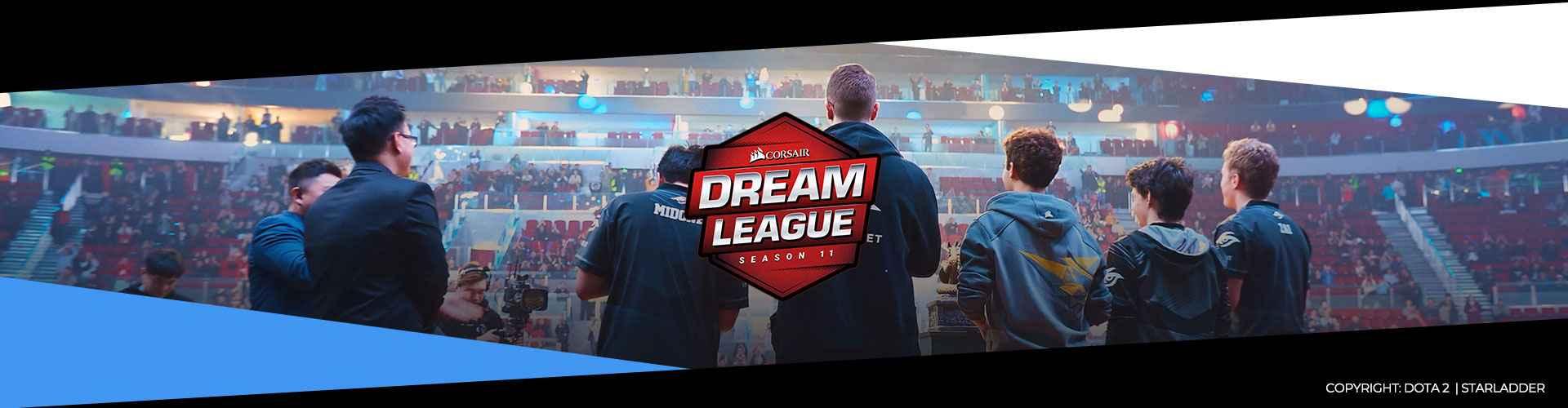 Dota 2 Dreamleague S11