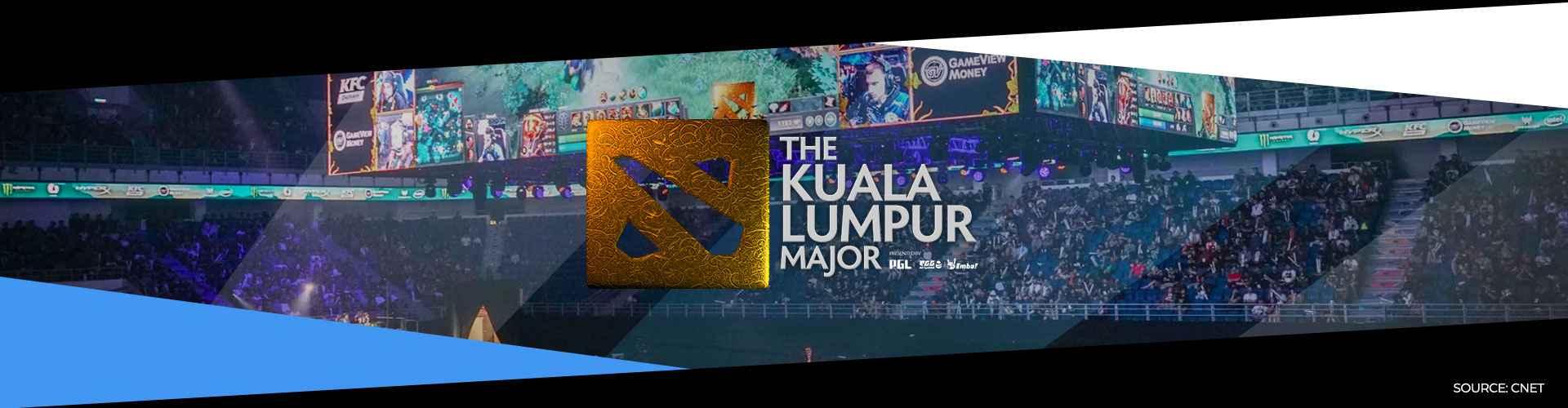 Dota 2 - Kuala Lumpur Major 2018