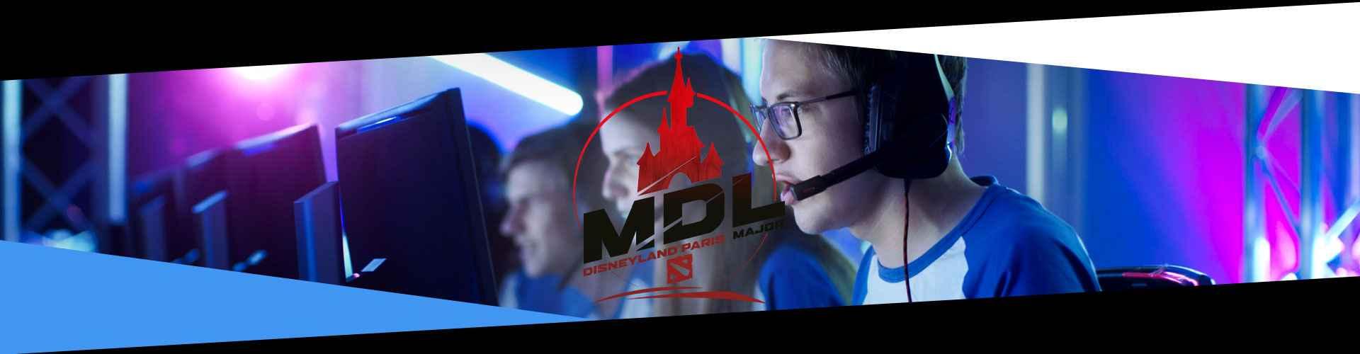 Dota 2 - MDL Disneyland Paris Major