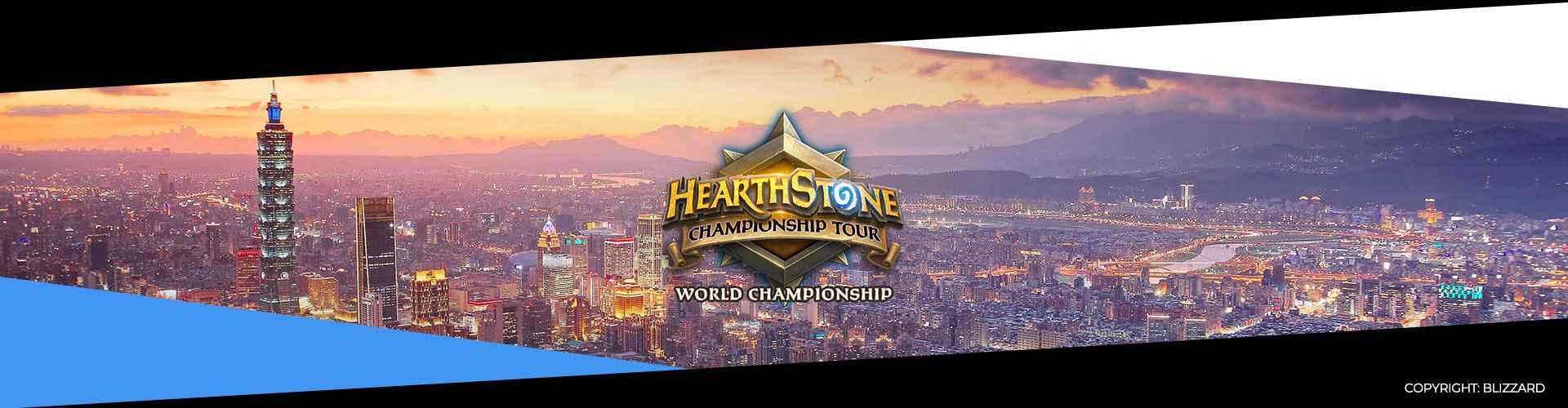 Hearthstone maailmanmestaruuskilpailut 2019