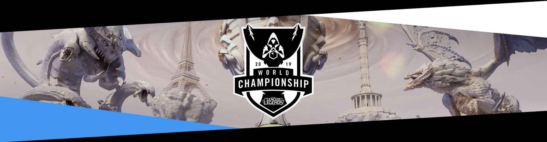 Worlds 2019 play-in pudotuspelit päivän 1 yhteenveto