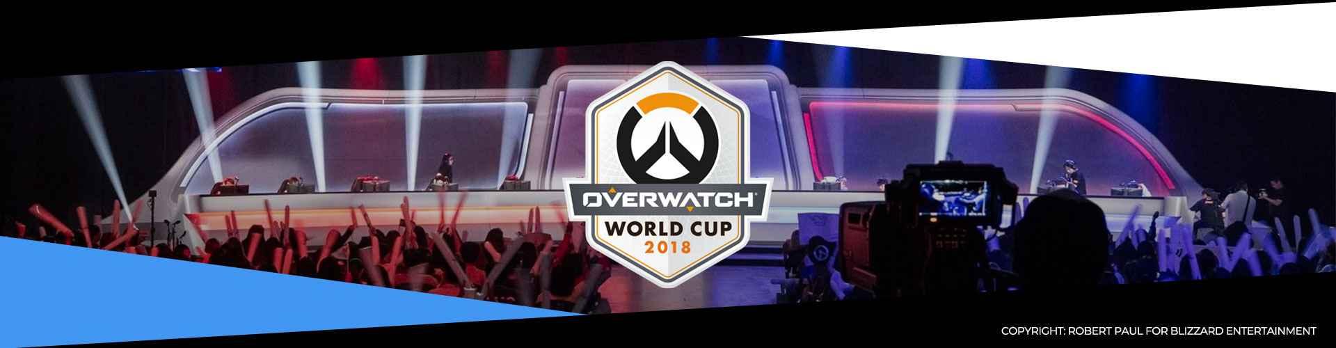 Overwatch maailmanmestaruuskilpailut 2018