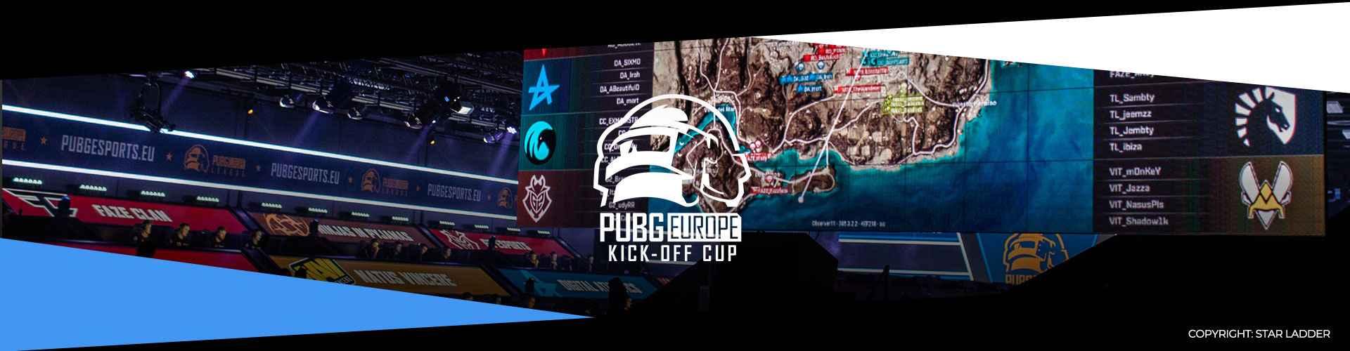PUBG - PEL Kick-Off Cup