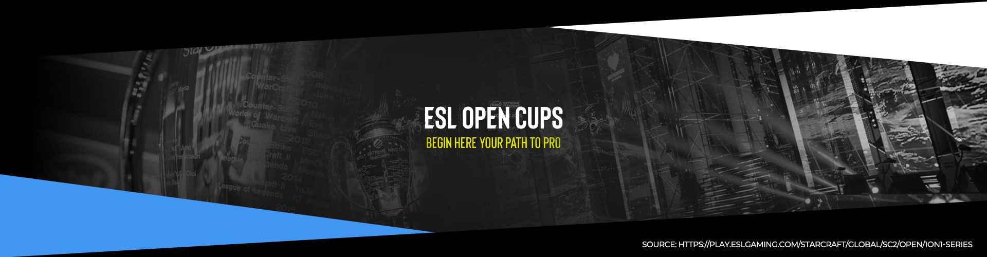 Starcraft 2 - ESL Open Cup 2020