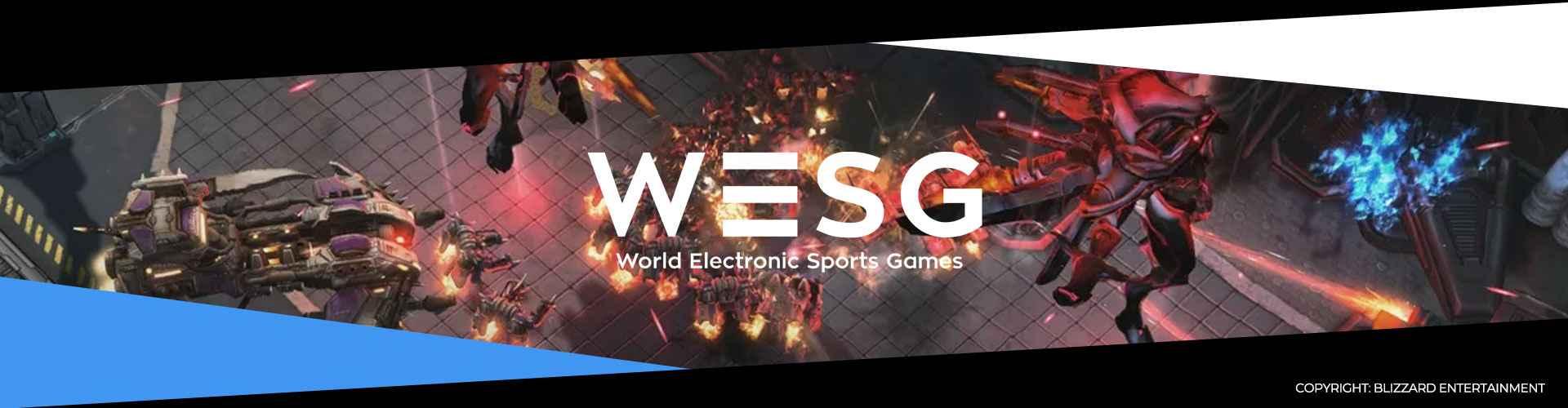 Starcraft 2 - WESG 2018